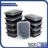 Grosser Wegwerfdatenträger-Plastiknahrungsmittelbehälter mit Deckel