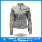 중국 소녀를 위한 도매 형식 면 데님 겨울 재킷