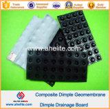 Составной составной димпл Geomembranes доски стока