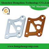 Части алюминия точности обслуживания CNC подвергая механической обработке
