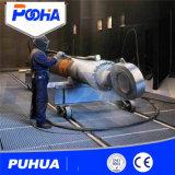 Cabines industrielles de soufflage de sable avec le système de dépoussiérage (Q26)