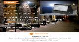 UL IP65 60W DEL Wall Pack Mount Light de Dlc