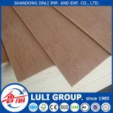 madera contrachapada del álamo de 3m m con la chapa de lujo directo del grupo de Luli desde 1985