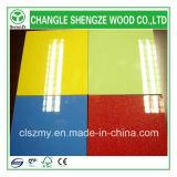 빛 다채로운 가구 급료 18mm UV MDF