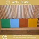 磨かれた端が付いている高い温度の抵抗力がある印刷のガラスシルクスクリーンによって印刷されるガラス