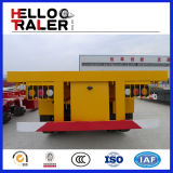 40FT Transport Container Flatbed Semi-Trailer da vendere