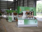 Travailleur dans l'industrie sidérurgique, perforateur combiné et machine de tonte (séries de Q35Y)