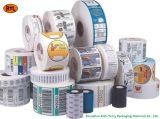 Superficie de la impresión auta-adhesivo ULTRAVIOLETA de la escritura de la etiqueta, etiquetas engomadas de la alta calidad de la impresión