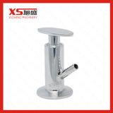 Клапан образца AISI304 нержавеющей стали санитарный продетый нитку Bsp
