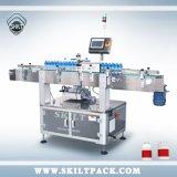 Máquina de etiquetado de madera de la botella de la etiqueta engomada de la fábrica de Skilt