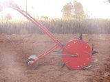Plantador manual del fertilizante de la siembra de la soja del maíz de la sembradora