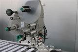 Vollautomatischer flacher flache Oberflächen-Seitenwechsel-Etikettiermaschine