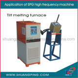 Hochfrequenzinduktions-schmelzende Maschine 45kw Spg50K-45