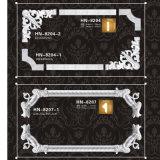 La PU Appliques PU Corners&Frames Hn-8204X de los ornamentos de la PU