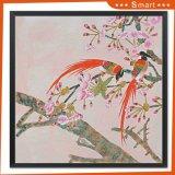 熱い販売の中国様式によっては装飾のための油絵が開花する
