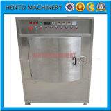 Forno de microondas a vácuo de aço inoxidável para secagem