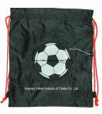 Foldable Draw String Bag, Futebol, leve, conveniente e acessível, lazer, esportes, promoção, acessórios e decoração, sacos