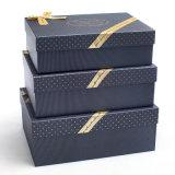Progettare il contenitore per il cliente di carta impaccante di regalo, contenitore di imballaggio