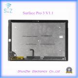 El panel original LCD de la pantalla táctil de la pista de la tablilla para FAVORABLES 3 V1.1 superficiales micro 1631