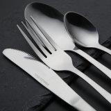 Комплект ложки вилки ножа нержавеющей стали