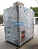 16 Oven van het Brood van dienbladen heeft de Roterende Elektrische Industrieel voor Verkoop het Systeem van de Levering van de Damp (zmz-16D)