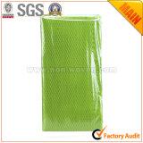Vert non tissé du numéro 30 de papier d'emballage de cadeau de fleur