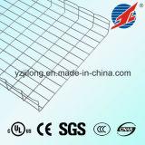 Bandeja flexible de cables de malla de alambre