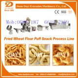 Wheat Flour의 튀겨진 Puff Snack Processing Line Made