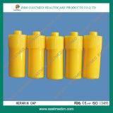 Medizinische gelbe Luer Verschluss-Heparin-Schutzkappen-einzelner Gebrauch