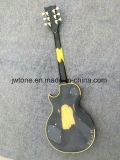 Amarelo Binding Quality Custom Guitarra Elétrica