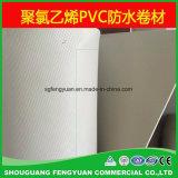PVC de 1.5m m Reinforcment con poliester adentro