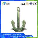StahlStockless Anker für Marinelieferung