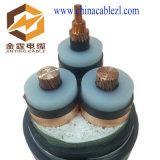 XLPEによって絶縁される電源コード、PVCは電線、0.6/1kvをおおう