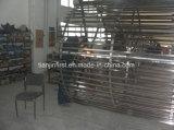 Machine de congélation de la crevette rose IQF de crevette