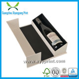 De Verpakkende Dozen Van uitstekende kwaliteit van het Glas van de Wijn van de douane met Embleem