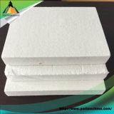 Placa de fibra cerâmica refratária resistente ao calor