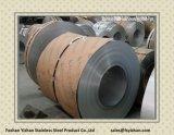 201 Koudgewalst roestvrij staal het Scheuren van Rol