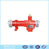 泡の比例したシステムのためのベンチュリ管の管の吸引の泡誘導器
