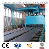 Stahlkonstruktion-Granaliengebläse-Maschinen-Rollen-Förderanlagen-Granaliengebläse-Maschine