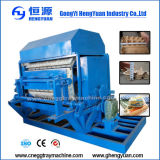 Hohe Kapazitäts-Papier-Ei-Tellersegment-formenmaschine