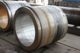 造られた車輪ギヤ工場鍛造材