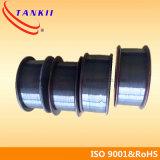 Fio de tungstênio conservado em estoque do produto com preço do bom (diâmetro de superfície preto 0.5mm)