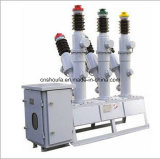 Автоматы защити цепи высокого напряжения Sf6 серии Lw8-40.5 напольные