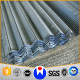 Chine Fabricant Q235 A36 Noir Mlle Carbon Steel Angle Bar
