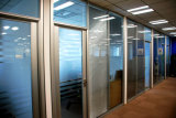 Glass Partition Walls for Meeting Room, Office