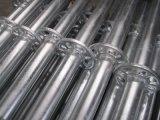 48X3.25 impalcatura dell'acciaio galvanizzata acciaio della qualità superiore Q345 Ringlock