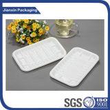 Plastikwegwerfnahrungsmitteltellersegment-Nahrung Contatiner mit Deckel