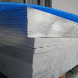 Hoja de la aleación de aluminio de la alta calidad 3003 con el PVC cubierto