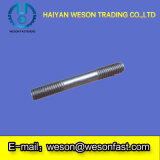 Doppio Head Thread Stud Bolt con Nuts