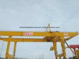 De dubbele Kraan van de Brug van de Container van Rmg 40.5ton van de Balk Mobiele